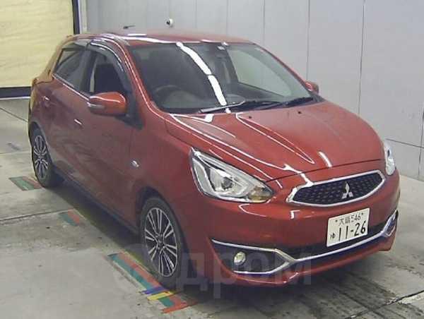 Mitsubishi Mirage, 2016 год, 567 000 руб.