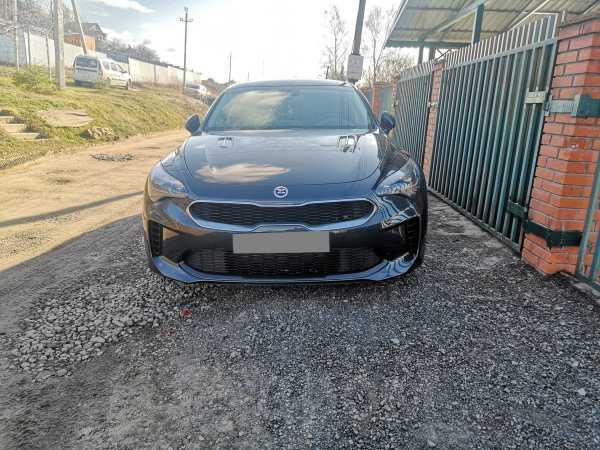 Kia Stinger, 2018 год, 1 850 000 руб.