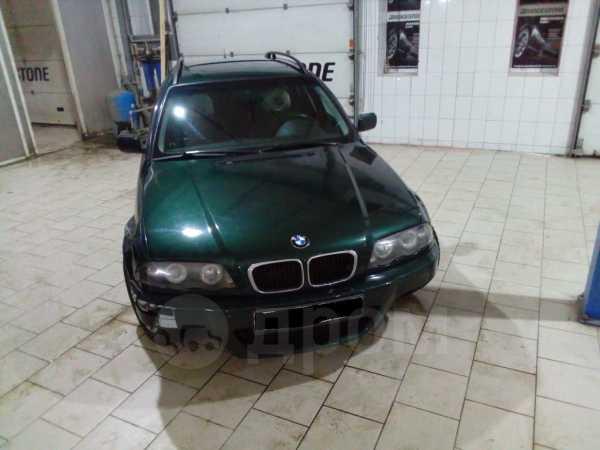 BMW 3-Series, 2001 год, 235 000 руб.