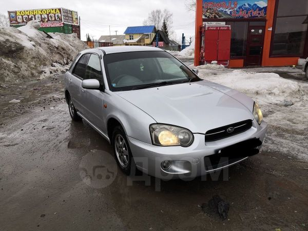 Subaru Impreza, 2003 год, 259 000 руб.