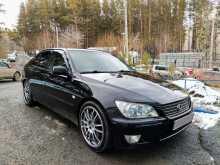 Красноярск IS300 2003