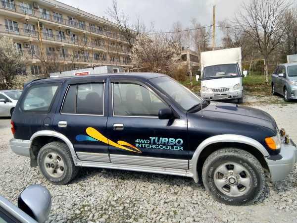 Kia Sportage, 2001 год, 220 000 руб.