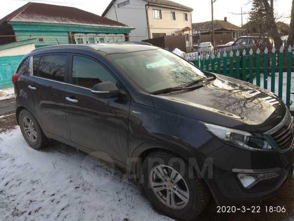 Kia Sportage, 2011 год, 810 000 руб.