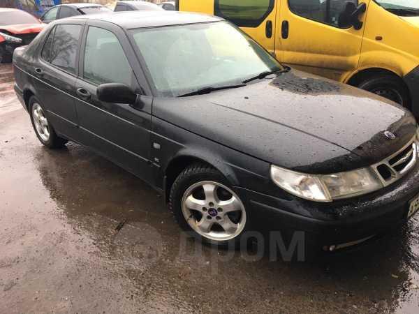 Saab 9-5, 1998 год, 165 000 руб.