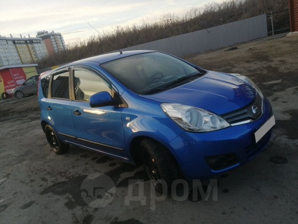 Nissan Note, 2007 год, 248 000 руб.