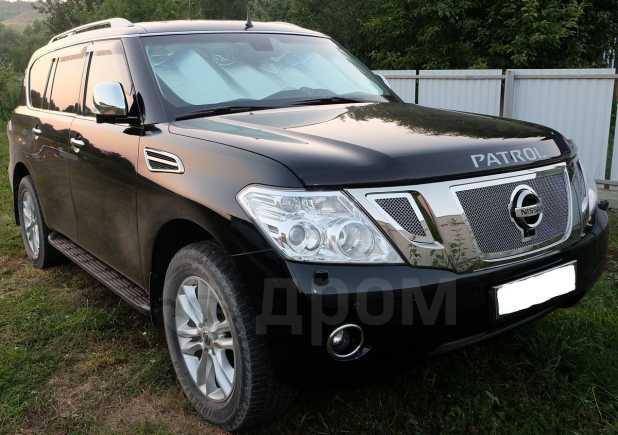 Nissan Patrol, 2010 год, 1 630 000 руб.