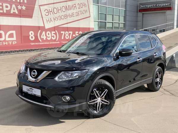Nissan X-Trail, 2017 год, 1 190 000 руб.