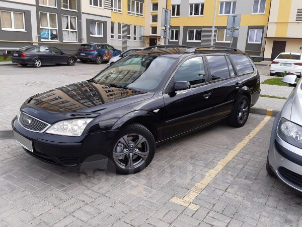 Ford Mondeo, 2004 год, 269 000 руб.