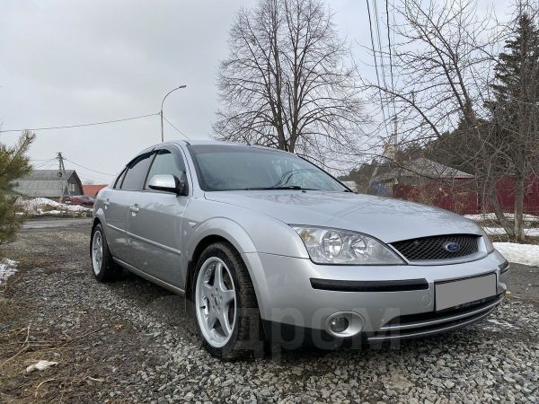Ford Mondeo, 2002 год, 565 000 руб.