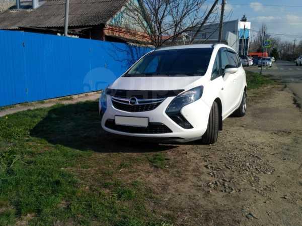 Opel Zafira, 2012 год, 770 000 руб.