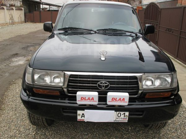 Toyota Land Cruiser, 1991 год, 800 000 руб.