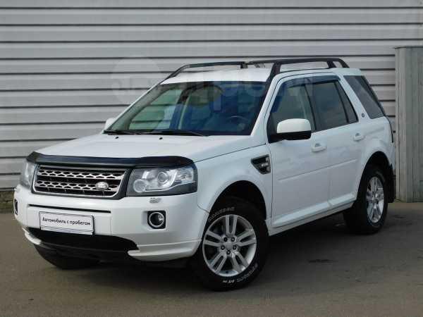 Land Rover Freelander, 2014 год, 980 000 руб.