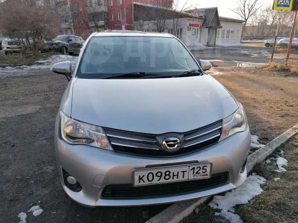 Toyota Corolla Axio, 2013 год, 610 000 руб.