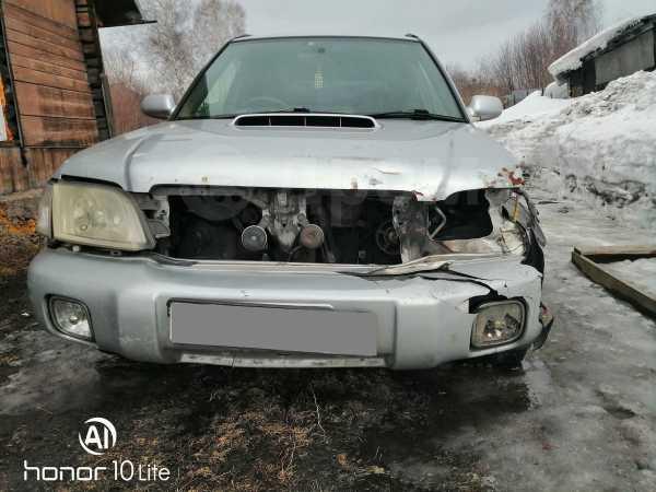 Subaru Forester, 2001 год, 272 000 руб.