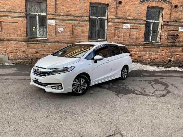 Honda Shuttle, 2018 год, 900 000 руб.
