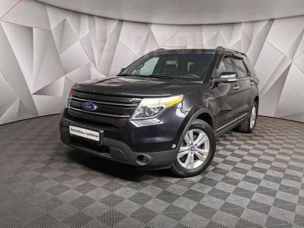 Ford Explorer, 2015 год, 1 255 820 руб.