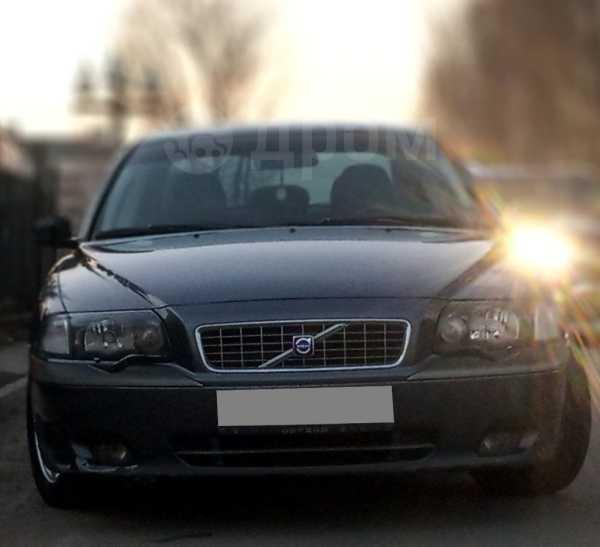 Volvo S80, 2004 год, 340 000 руб.