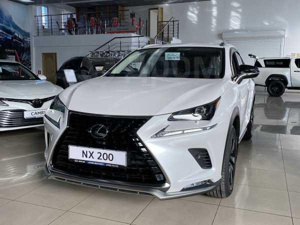Lexus NX200, 2020 год, 2 946 500 руб.