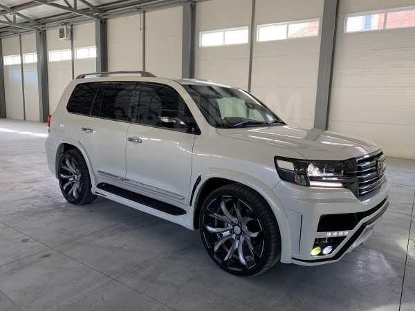 Toyota Land Cruiser, 2017 год, 5 250 000 руб.
