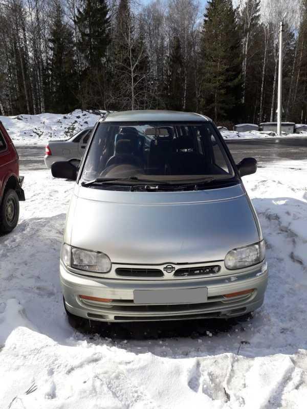 Nissan Serena, 1991 год, 65 000 руб.