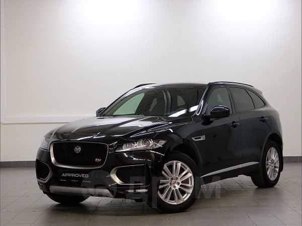 Jaguar F-Pace, 2016 год, 2 300 000 руб.