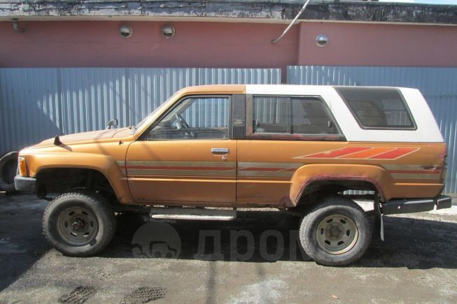 Toyota Hilux Surf, 1987 год, 150 000 руб.