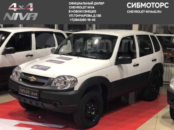 Chevrolet Niva, 2020 год, 592 000 руб.