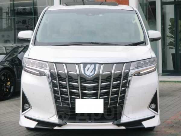 Toyota Alphard, 2018 год, 1 328 000 руб.