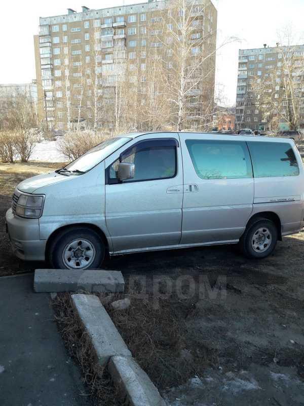 Nissan Caravan Elgrand, 1999 год, 455 000 руб.