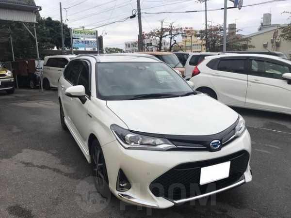 Toyota Corolla Fielder, 2018 год, 559 000 руб.