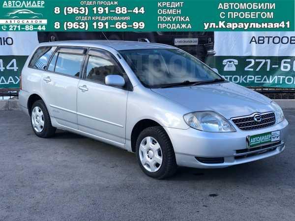 Toyota Corolla Fielder, 2000 год, 339 000 руб.