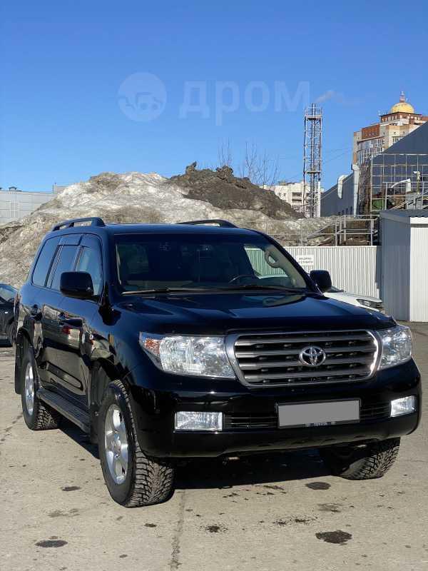 Toyota Land Cruiser, 2007 год, 1 899 000 руб.
