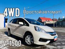 Новосибирск Fit Shuttle 2014