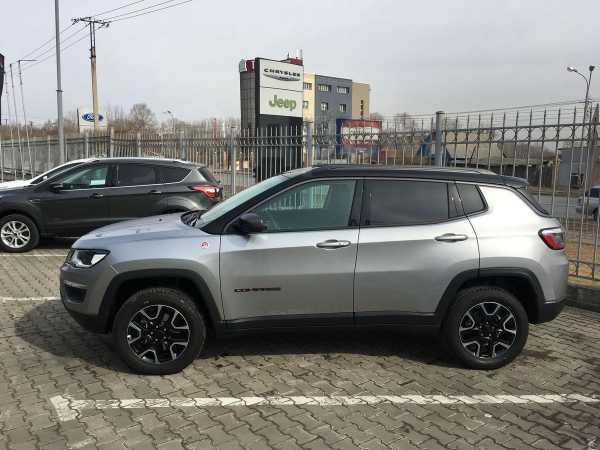 Jeep Compass, 2018 год, 2 700 000 руб.