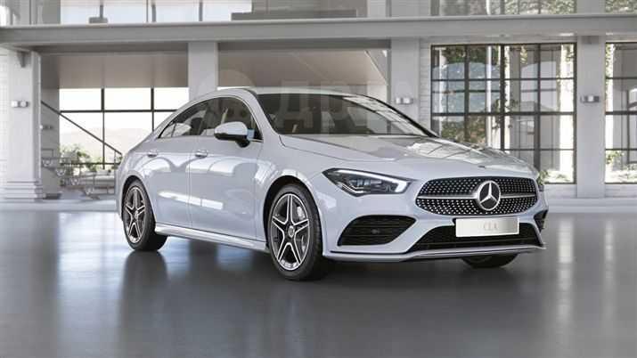 Mercedes-Benz CLA-Class, 2019 год, 2 921 800 руб.