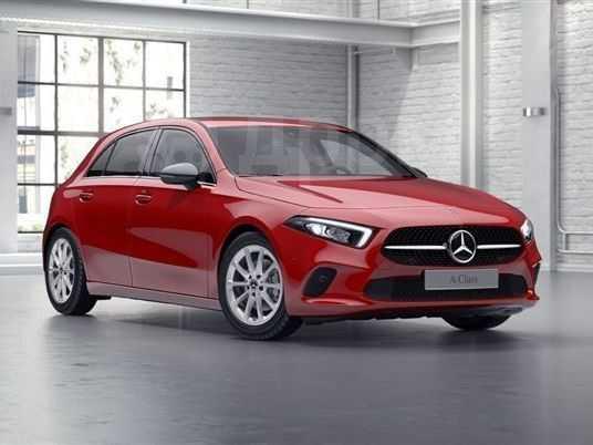 Mercedes-Benz A-Class, 2018 год, 2 903 964 руб.
