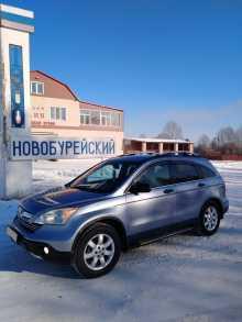 Новобурейский CR-V 2007