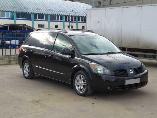 Nissan Quest, 2004 год, 435 000 руб.