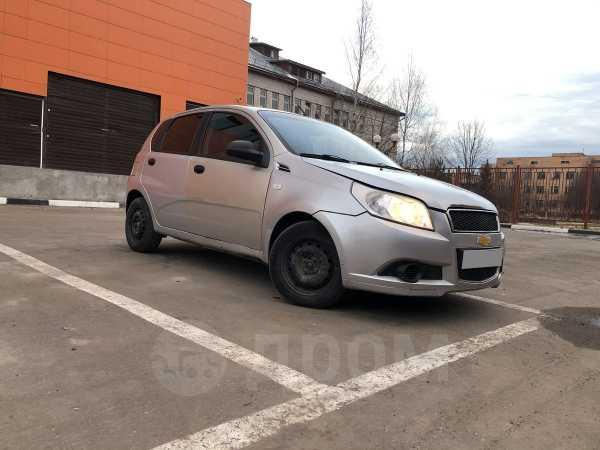 Chevrolet Aveo, 2008 год, 120 000 руб.