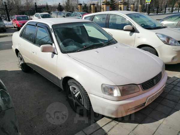 Toyota Corolla, 2000 год, 199 000 руб.