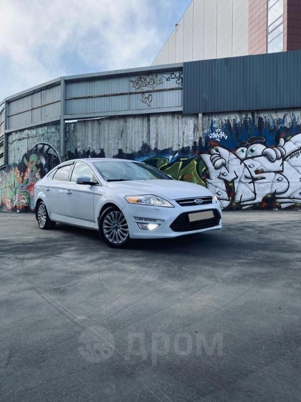 Ford Mondeo, 2012 год, 499 000 руб.