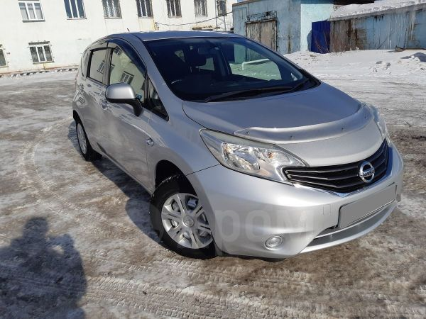 Nissan Note, 2014 год, 499 000 руб.