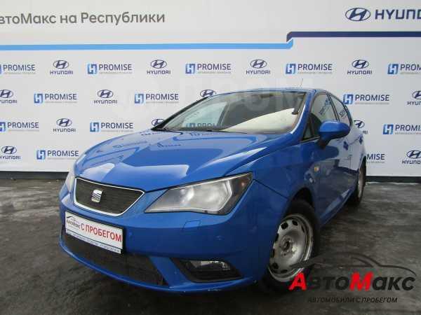SEAT Ibiza, 2012 год, 339 000 руб.