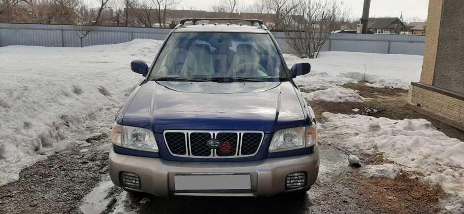 Subaru Forester, 2001 год, 260 000 руб.