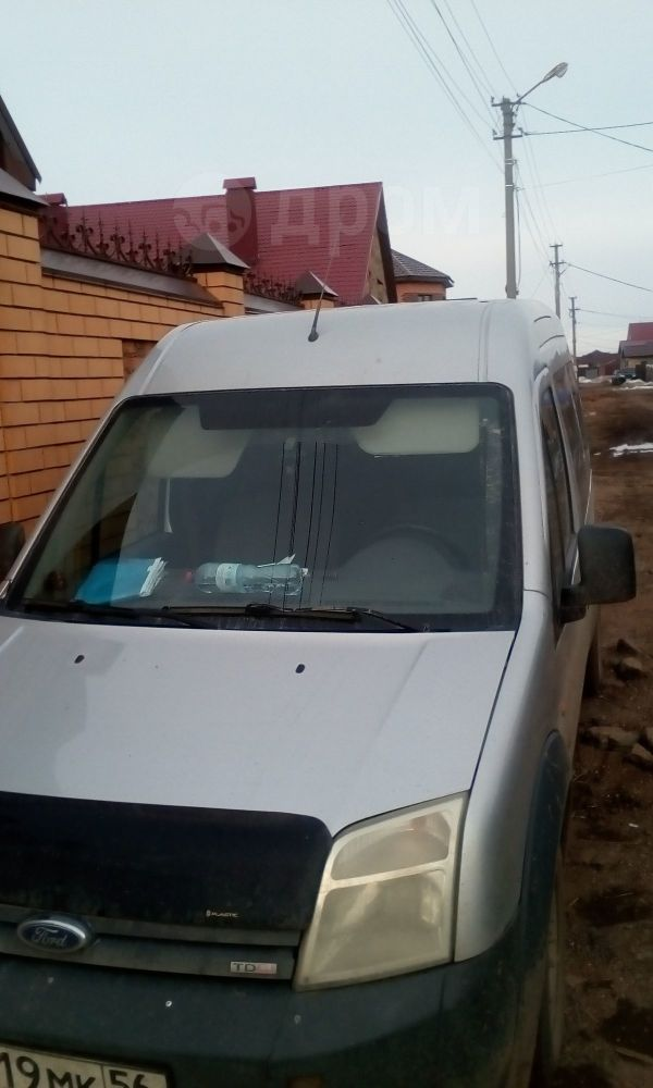 Ford Tourneo Connect, 2008 год, 399 990 руб.