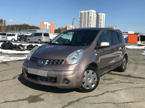 Nissan Note, 2007 год, 309 000 руб.