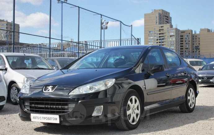Peugeot 407, 2007 год, 325 000 руб.