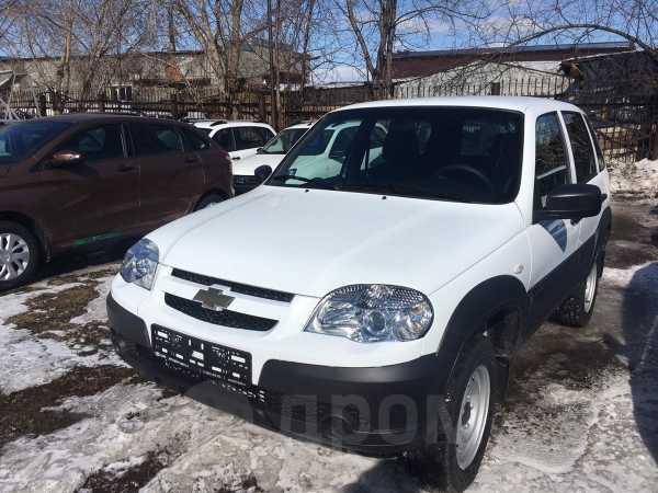 Chevrolet Niva, 2020 год, 697 000 руб.