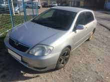 Новороссийск Corolla Runx 2002