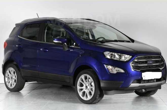 Ford EcoSport, 2018 год, 1 275 000 руб.